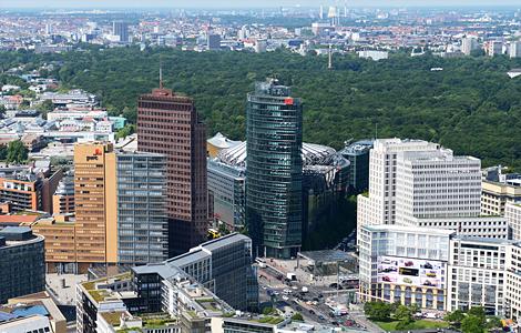 Potsdamer und Leipziger Platz