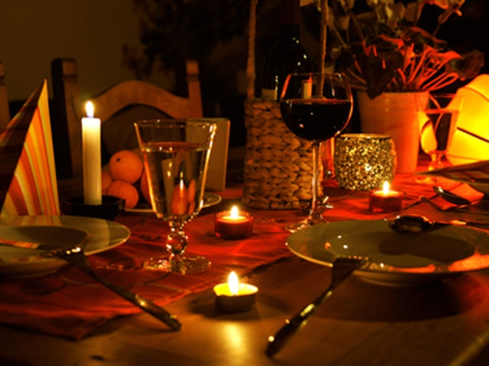 candlelight-dinner-bbq